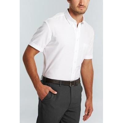 Gloweave Mens Short Sleeve Business Shirt (1015S_GLO)