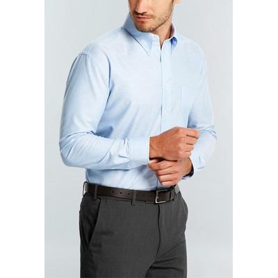 Gloweave Mens Long Sleeve Business Shirt (1015L_GLO)