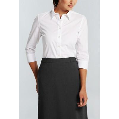 Gloweave Womens 3/4 Sleeve Business Shirt (1069WL_GLO)