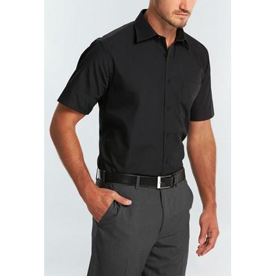 Gloweave Mens Short Sleeve Business Shirt (1266S_GLO)