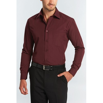 Gloweave Mens Long Sleeve Business Shirt (1266L_GLO)