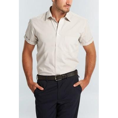 Gloweave Mens Short Sleeve Business Shirt (1267S_GLO)