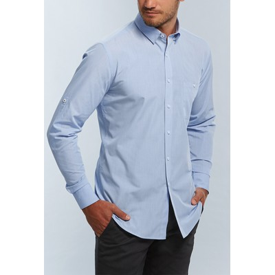 Gloweave Mens Puppy Tooth Hospitalty Shirt (1267HL_GLO)