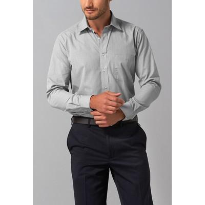 Gloweave Mens Long Sleeve Business Shirt (1267L_GLO)