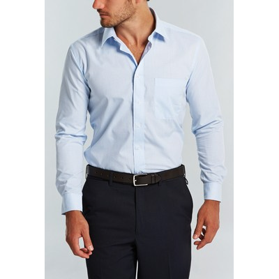 Gloweave Mens Long Sleeve Business Shirt (1295L_GLO)