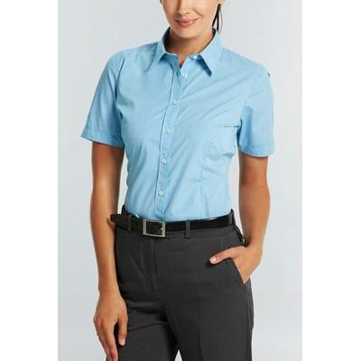 Gloweave Womens Business Short Sleeve Shirt (1637WS_GLO)