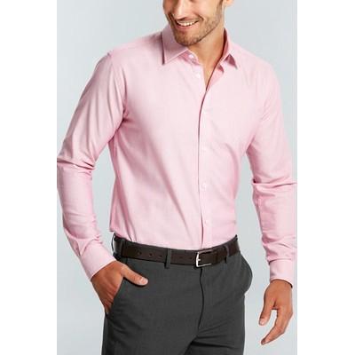 Gloweave Mens Long Sleeve Business Shirt (1708L_GLO)