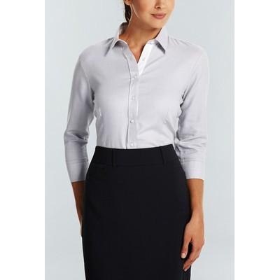 Gloweave Womens 3/4 Sleeve Business Shirt (1709WL_GLO)