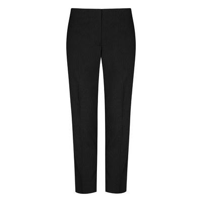 Womens Black Elliot Womens Washable Cigarette Pant - Black (1723WT-Bla_GLO)