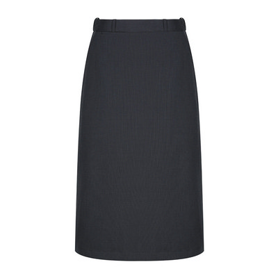 Womens Navy Elliot Womens Washable A Line Skirt - Navy (1725WSK-Nav_GLO)