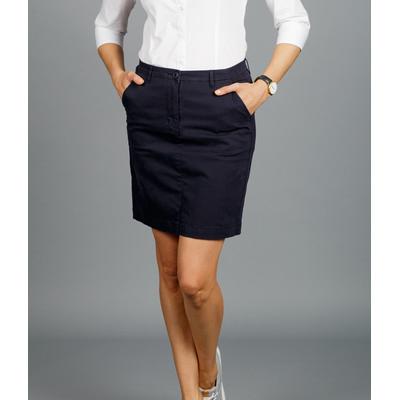 Womens Chino Skirt (1763WSK_GLO)