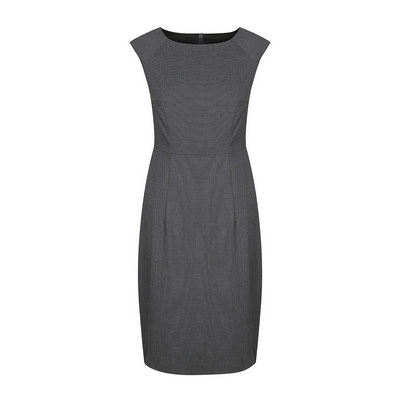 Womens Charcoal Elliot Womens Washable Dress - Charcoal (1767WD-Cha_GLO)