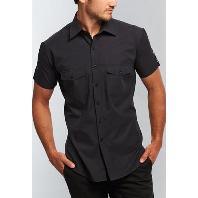 Gloweave Mens Short Sleeve Hospitality Shirt (5330S_GLO)