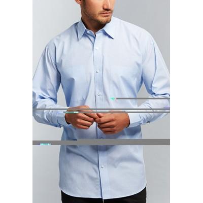 Gloweave Mens Long Sleeve Hospitality Shirt (5356L_GLO)
