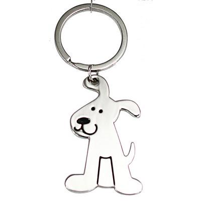 Dog Shape Keyring (JK046_JS)