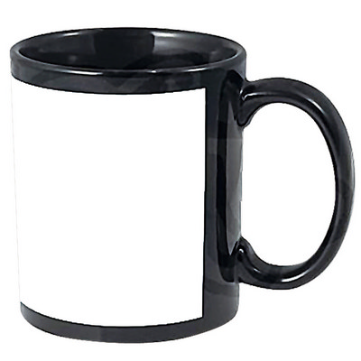 Ceramic Mug With Colour Boarder 11Oz (Printed With Full Colour(S)) (SMG003_JS)