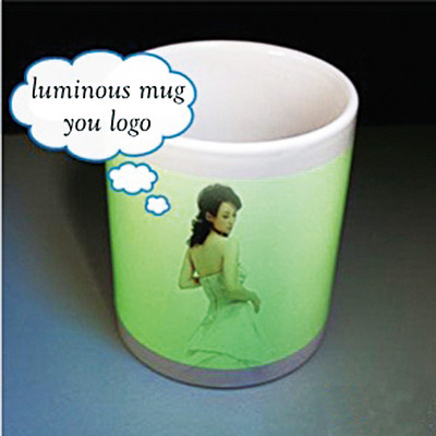 Luminous Ceramic Mug 11 Oz (Printed With Full Colour(S)) (SMG005_JS)