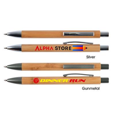 Aspen Bamboo Pen (LL2033_LLPRINT)