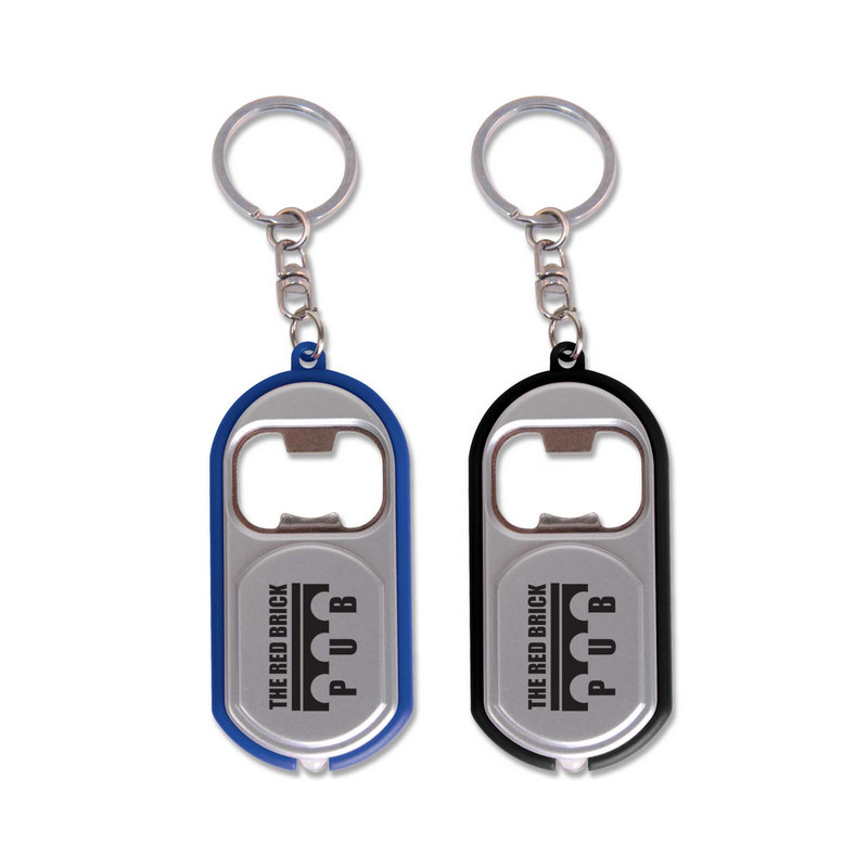Bottle Opener Keytag  Light (LL4668_LLPRINT)