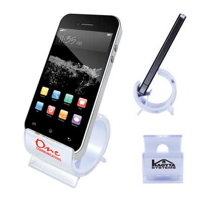 Cradle Phone Holder (LL9083_LLPRINT)