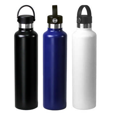 The Tank 1L Stainless Steel Drink Bottle (4010_RNG_DEC)