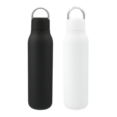 Marka Copper Vac Bottle w/ Metal Loop (4011_RNG_DEC)
