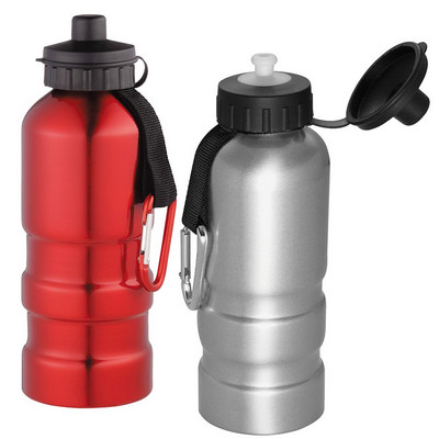Sahara Aluminium Sports Bottle (4065RD_RNG_DEC)