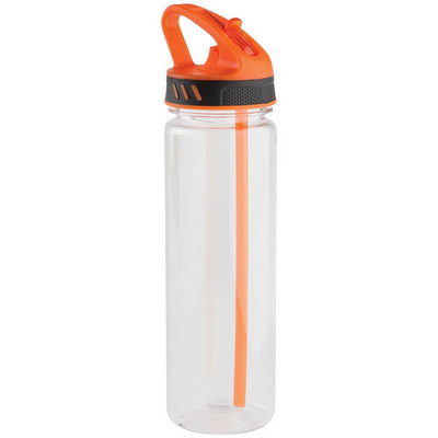 Ledge Sports Bottle (4067OR_RNG_DEC)