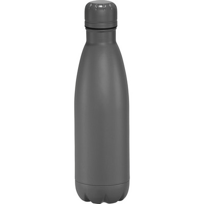 Copper Vacuum Insulated Bottle - Grey (4070GY_RNG_DEC)