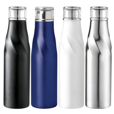 Hugo Auto-Seal Copper Vacuum Insulated Bottle (4074WH_RNG_DEC)