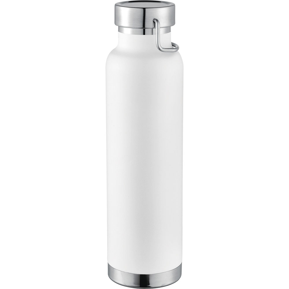 Thor Copper Vacuum Insulated Bottle - White (4075WH_RNG_DEC)
