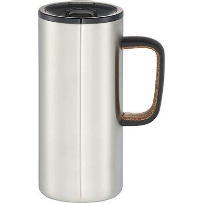 Valhalla Copper Vacuum Mug - Silver (4076SL_RNG_DEC)