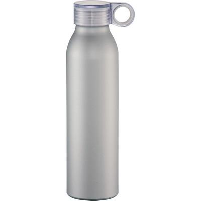 Grom Aluminum Sports Bottle - Silver (4081SL_RNG_DEC)