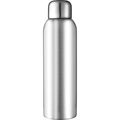 Guzzle Stainless Sports Bottle - Silver (4082SL_RNG_DEC)