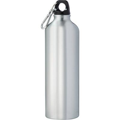 Pacific Aluminum Sports Bottle - Silver (4083SL_RNG_DEC)