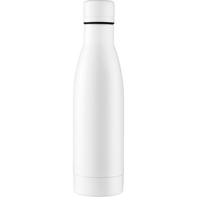 Vasa Copper Vacuum Insulated Bottle - White (4085WH_RNG_DEC)
