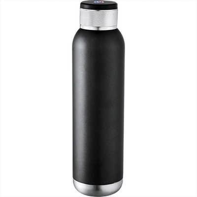 Soundwave Copper Vacuum Audio Bottle 650ml (4091_RNG_DEC)