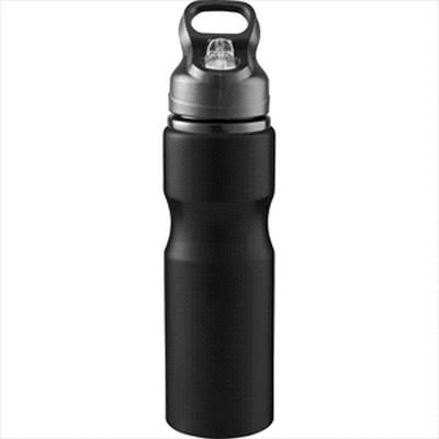 Loki Aluminium Sports Bottle (4092_RNG_DEC)
