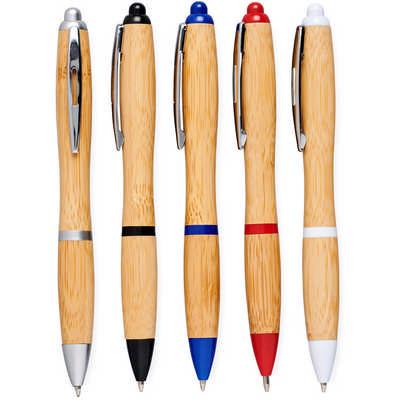 Nash Bamboo Ballpoint Pen (4104_RNG_DEC)
