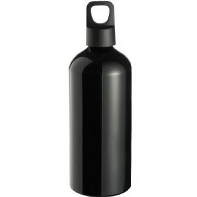 Aluminium Drink Bottle (4193BK_RNG_DEC)