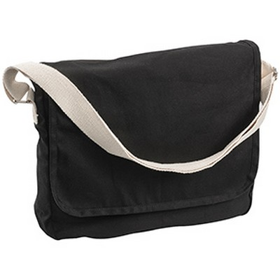 Canvas Shoulder Bag (5041_RNG_DEC)