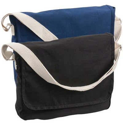 Canvas Shoulder Bag (5041BK_RNG_DEC)