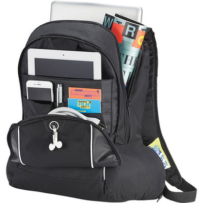 Stark Tech 15.6 inch Computer Backpack (5044BK_RNG_DEC)