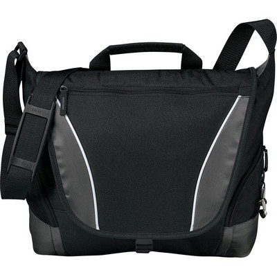 Slant Messenger Bag (5045BK_RNG_DEC)