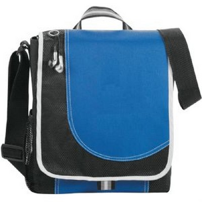 Boomerang Messenger Bag (5056_RNG_DEC)