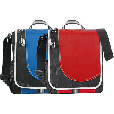 Boomerang Messenger Bag (5056_RNG_DEC)