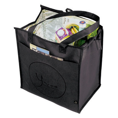 PolyPro Insulated Tote (5058BK_RNG_DEC)