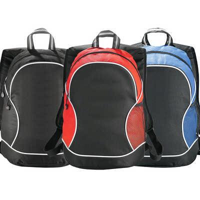 Boomerang Backpack (5146_RNG_DEC)