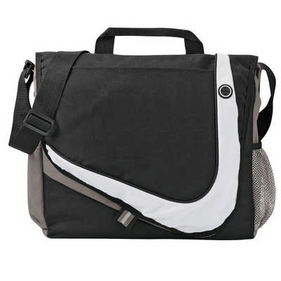 Racer Messenger Bag (5148_RNG_DEC)