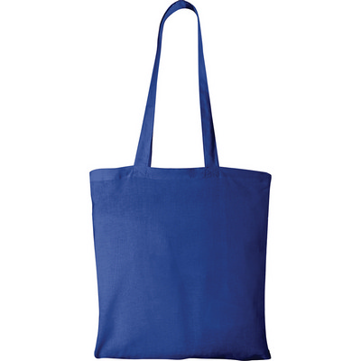 Carolina Cotton Canvas Convention Tote - Royal Blue (5167RYL_RNG_DEC)